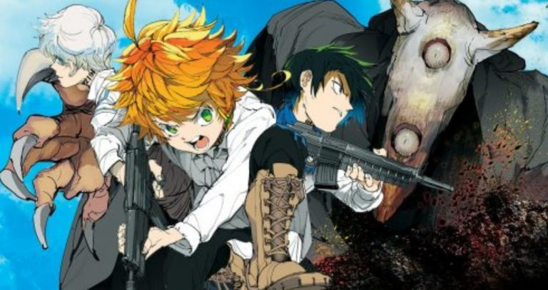 The Promised Neverland Chapter 168 Release Date, Raw Scans, and Spoilers