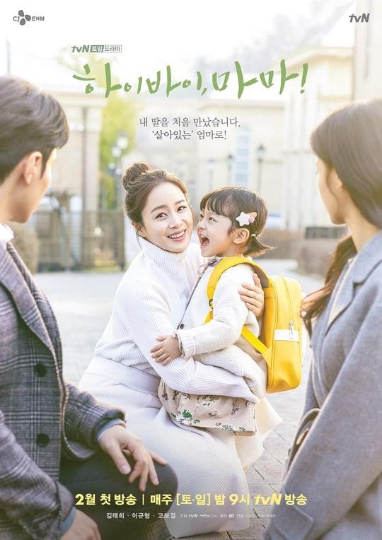 Hi Bye Mama poster