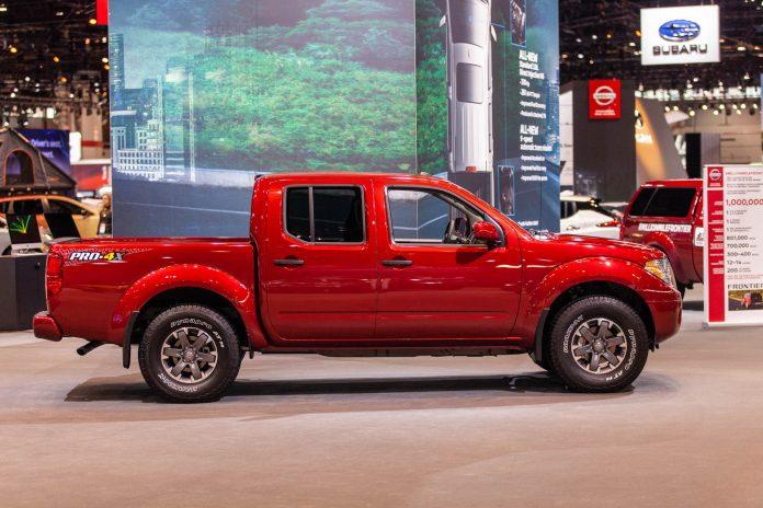 2020 Nissan Frontier release date