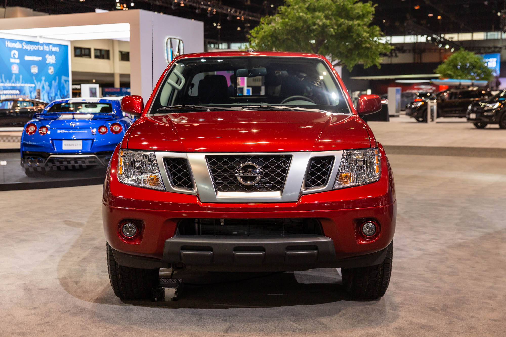 2020 Nissan Frontier Update Photos Design Performance And Price Details Otakukart News
