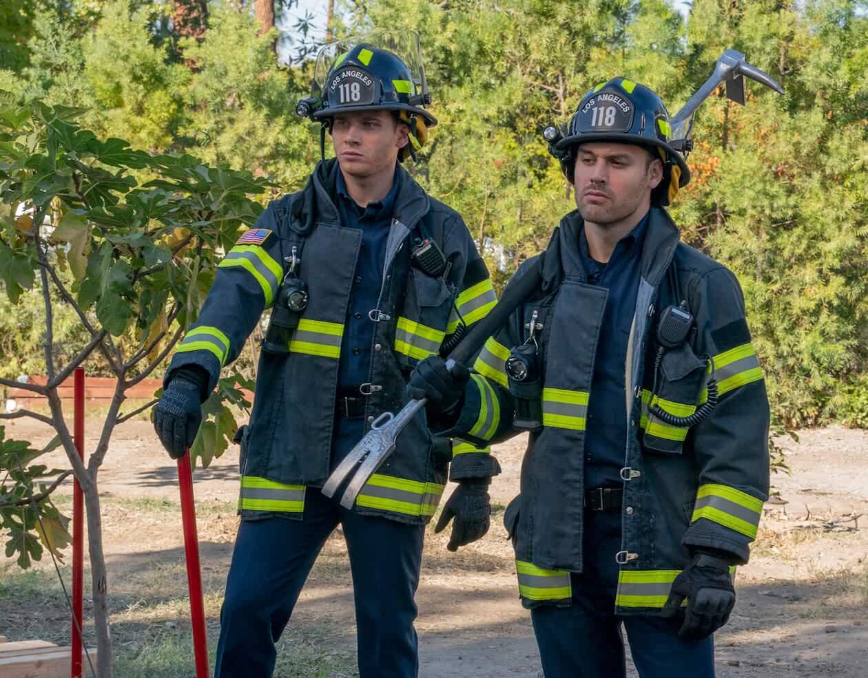 9-1-1 Season 3 Episode 12 update