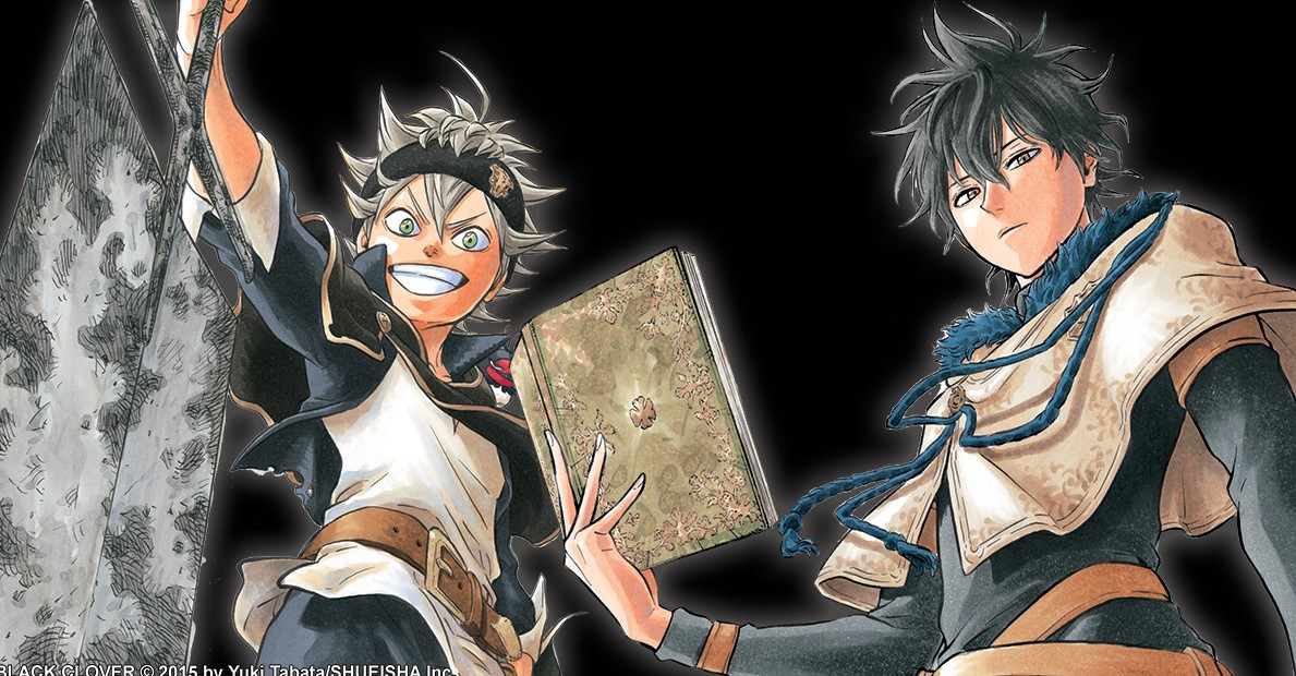 Black Clover Chapter 242 Spoilers Time