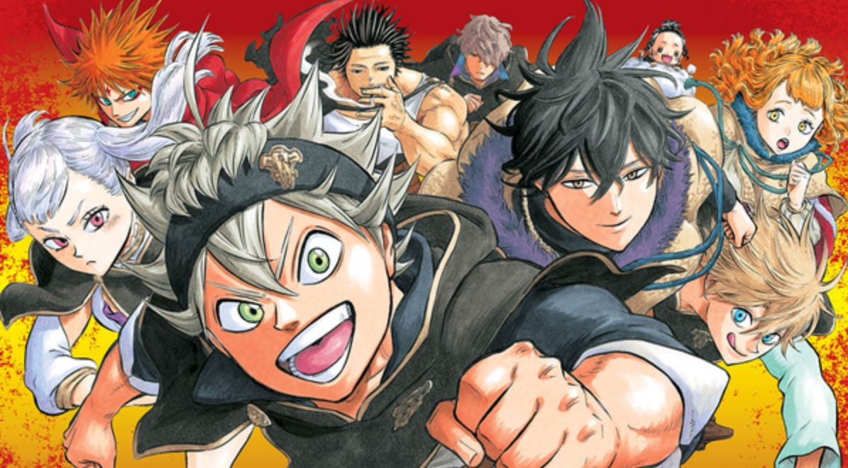Black Clover Chapter 243 Spoilers update and Time