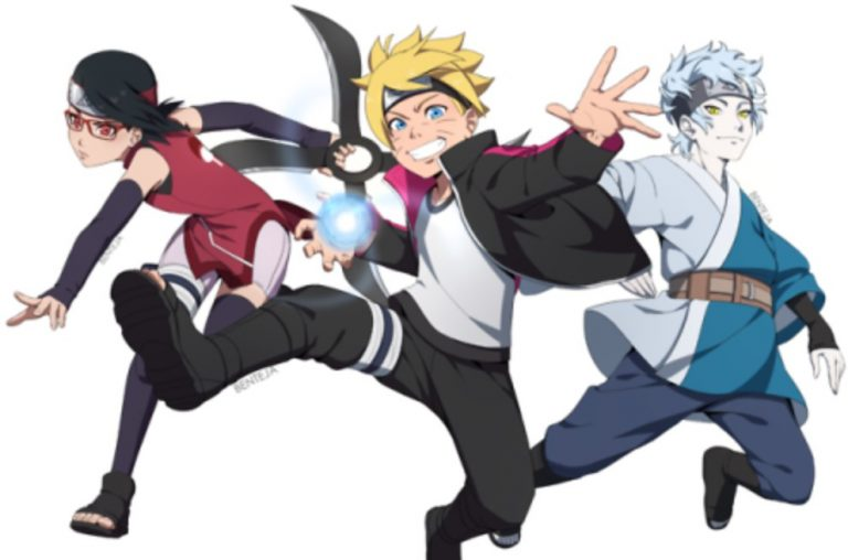 Boruto Naruto Next Generations Chapter 45 Release Date, Spoilers, and Recap