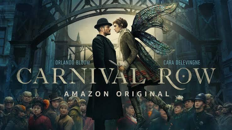 Carnival Row Season 2 Release