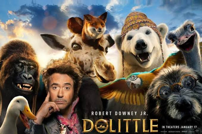 Dolittle' Release