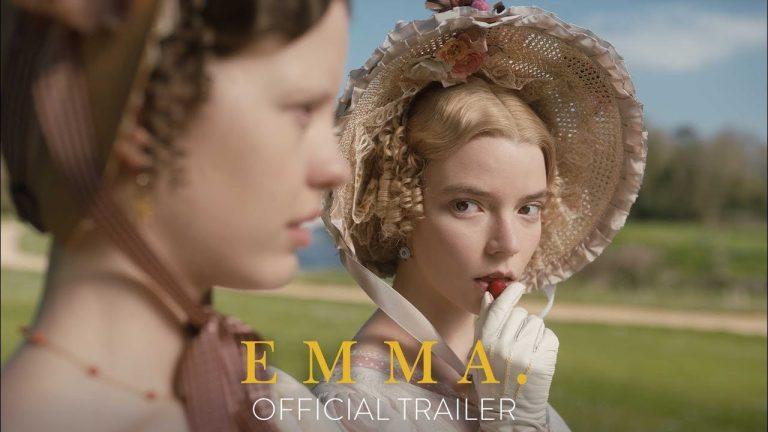 Emma DVD release date