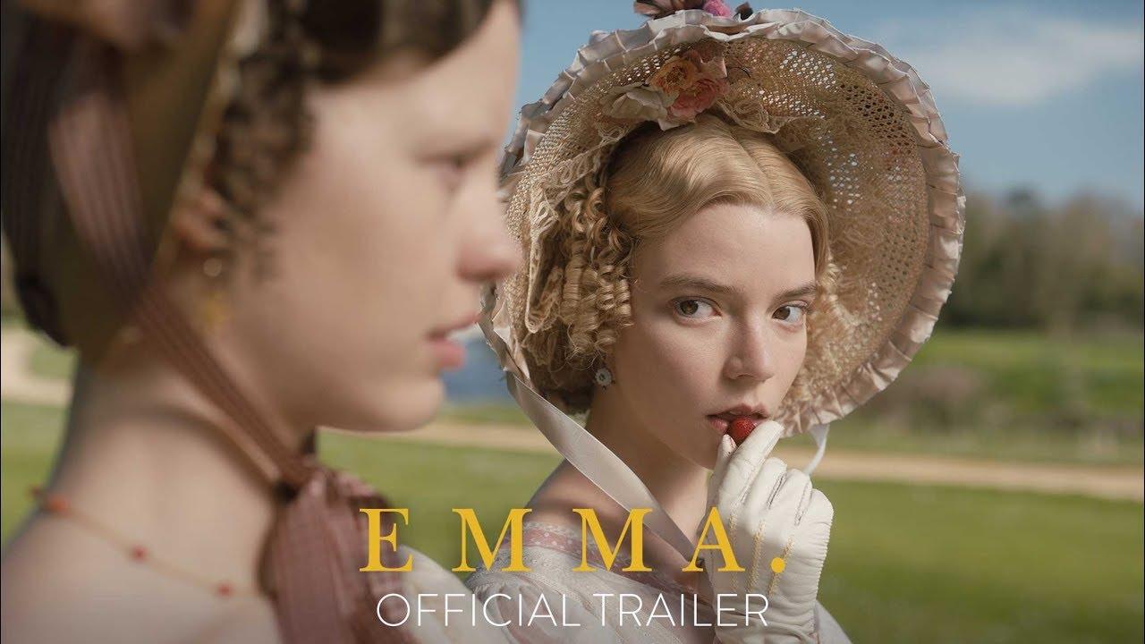 Emma DVD update