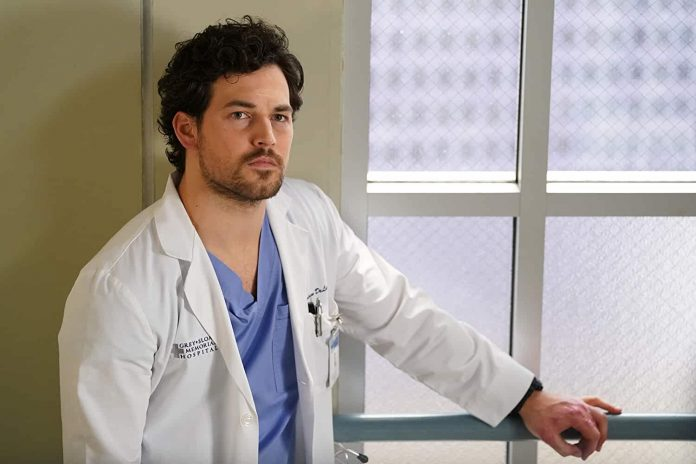 Grey's Anatomy Season 16 Episode 19