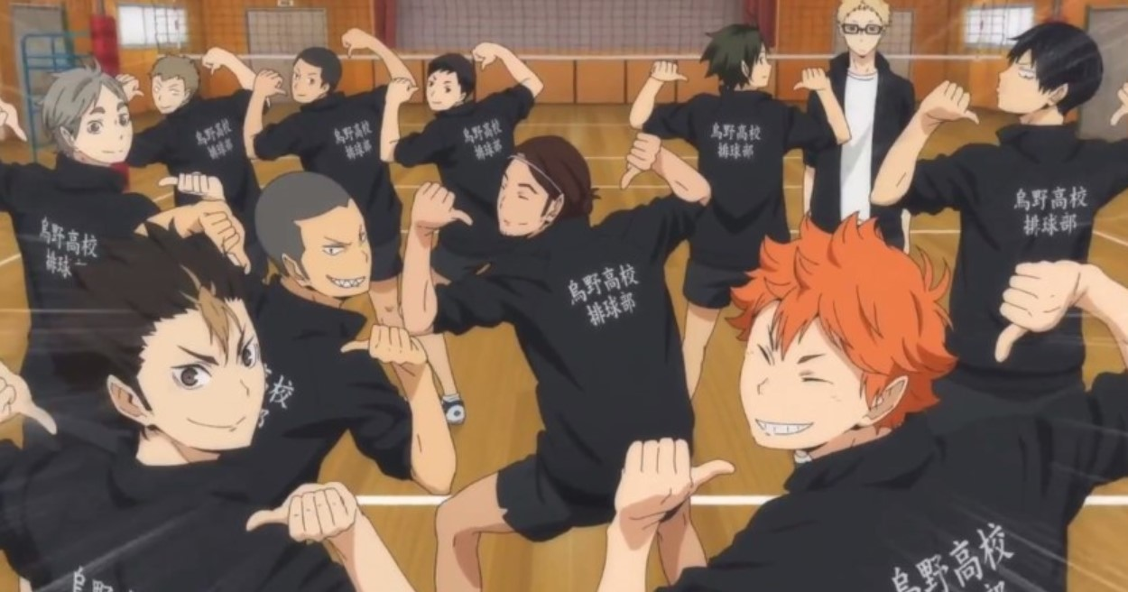 Haikyu Chapter 386 Spoilers update and Time