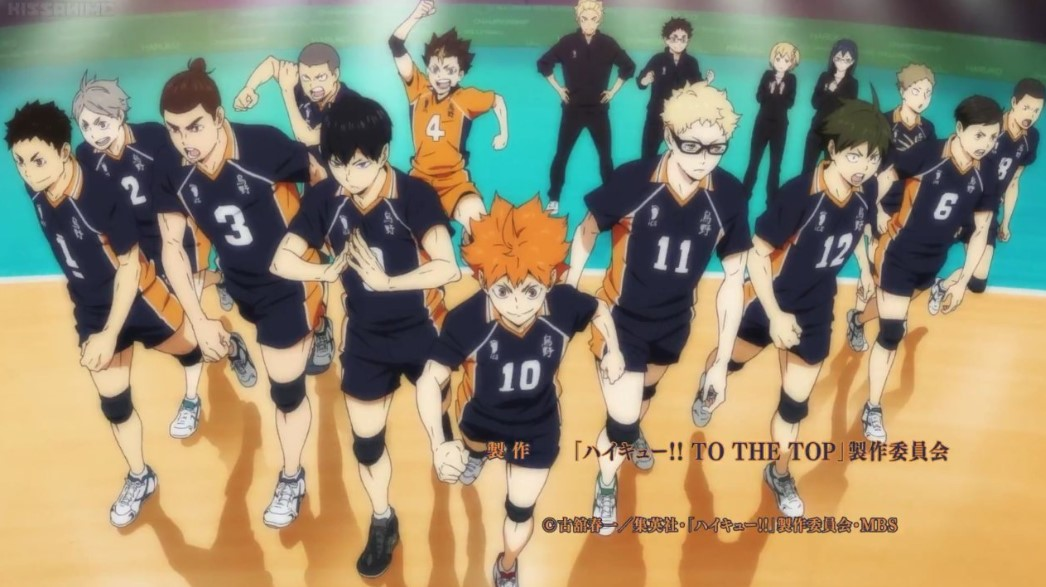 Haikyuu To The Top (Season 4) Episode 9 Streaming, update, Preview,