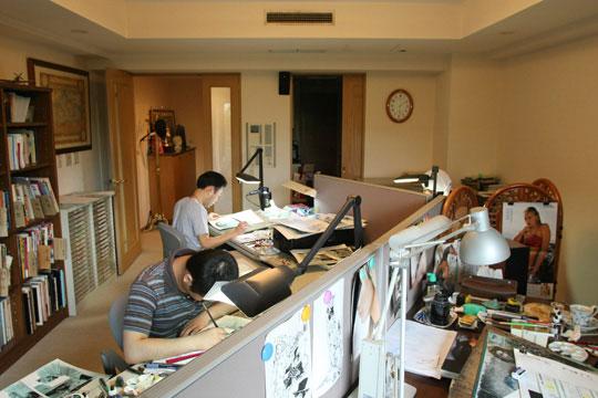 Hirohiko Araki Studio