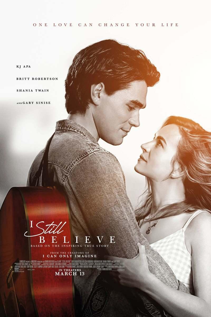 I Still Believe(2020) DVD Blu-ray: update