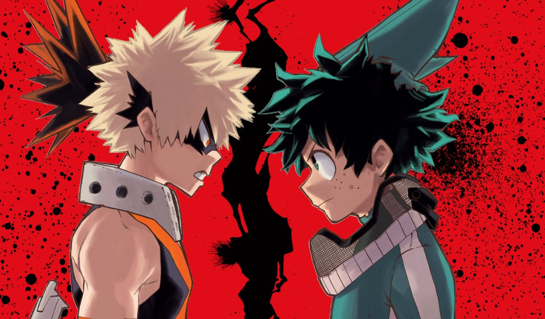 My Hero Academia Chapter 264 Spoilers Release Date and Time