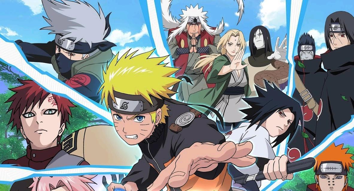 Naruto Slugfest update