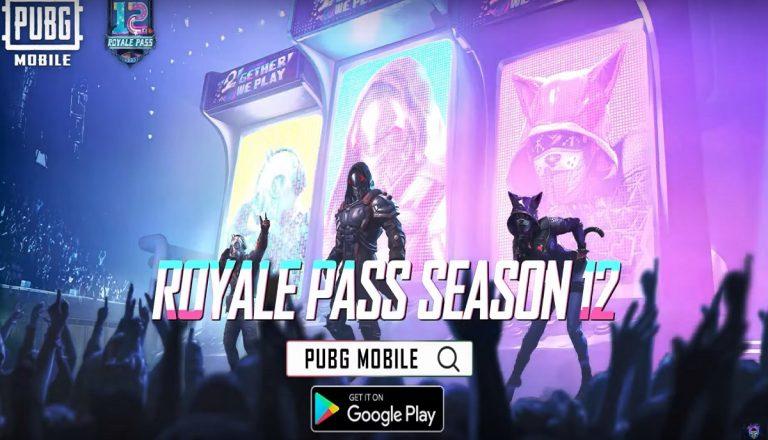 PUBG Mobile Season 12