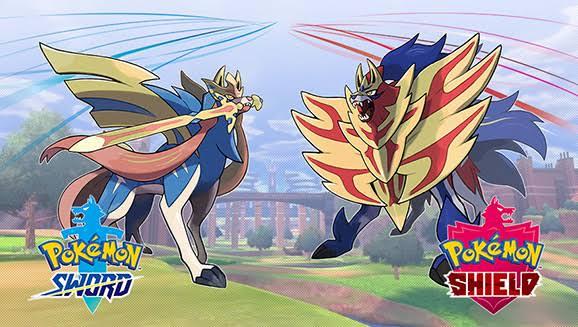 Pokémon SwordandShield Expansion Packs