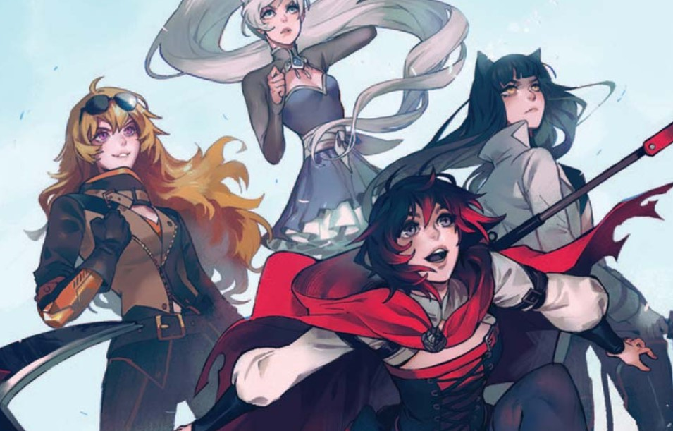 RWBY The Official Chapter 17 update, Spoilers, and Recap