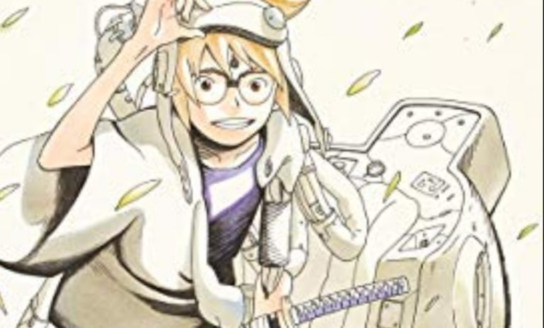Samurai 8 Chapter Spoilers Release Date and Time
