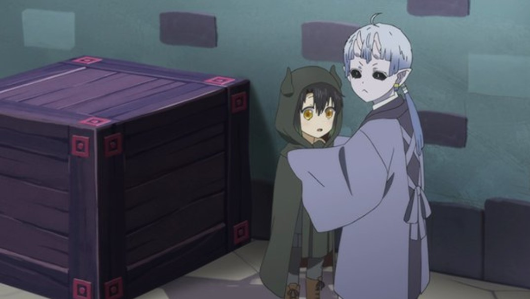 Somali to Mori no kamisama Episode 9 Streaming, update, and Preview