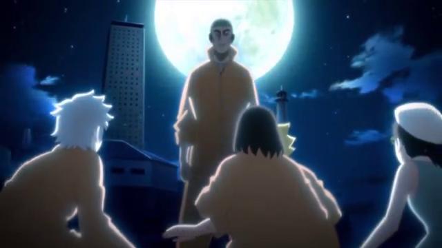 Tsukiyo Boruto Naruto Next Generations