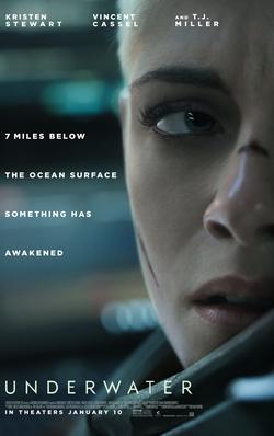Underwater(2020) DVD,Blu-ray: Cast,Plot,update and Update Details