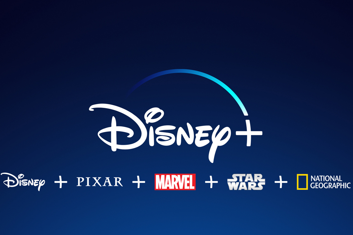 Disney Plus April 2020