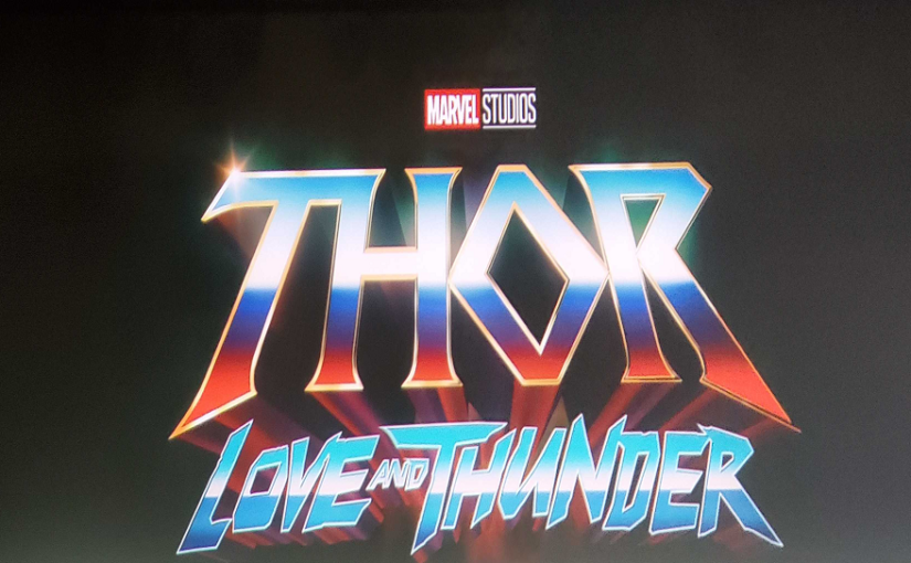 Thor: Love and Thunder update