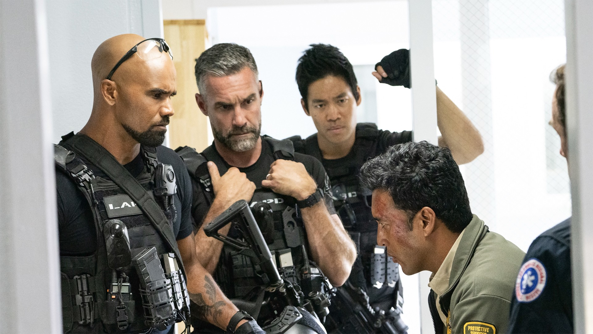 SWAT Season 3 Episode 19