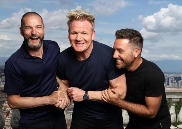 Gordon, Gino and Fred's Road Trip Season 2 Episode Index
