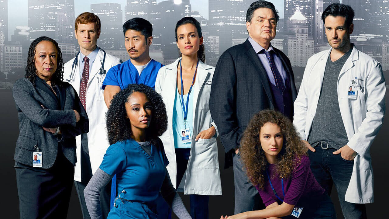 Chicago Med Season 5 Episode 19
