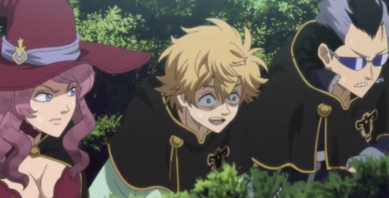 Black Clover Chapter 248 spoilers