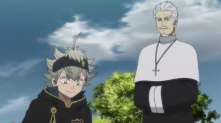 Black Clover Episode 132