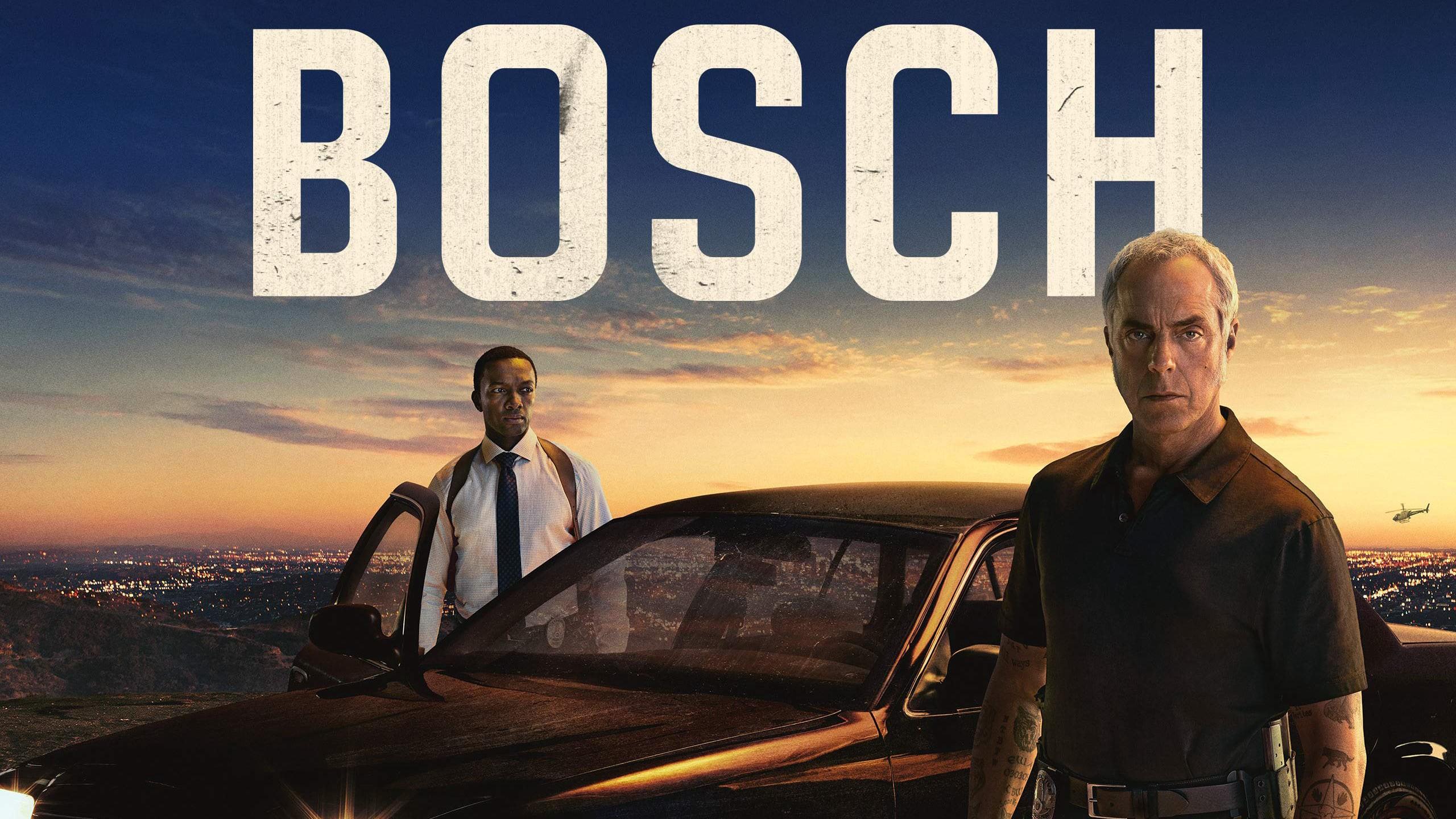 Bosch Season 7 update