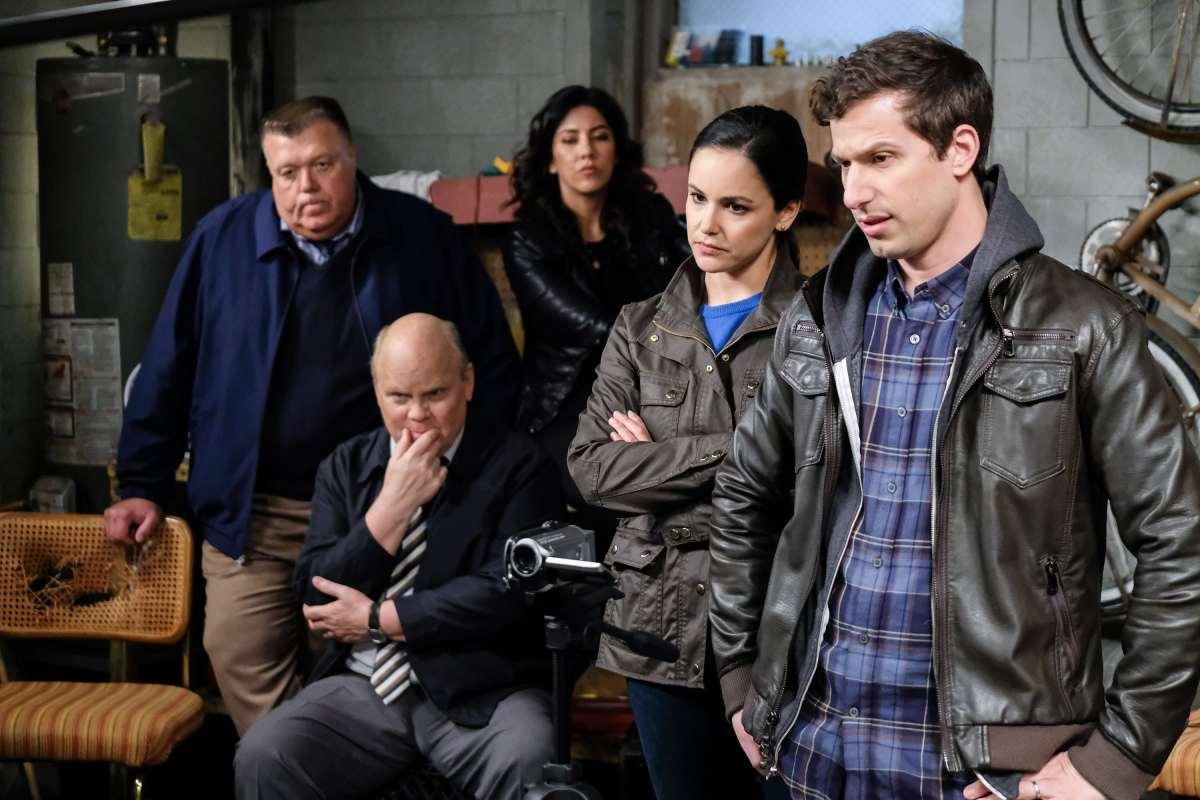 Brooklyn 99 gets a season 8 before season 7 premieres