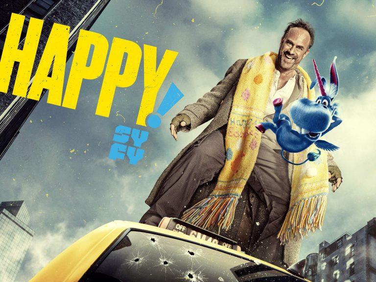 Happy! Season 3 Release Date