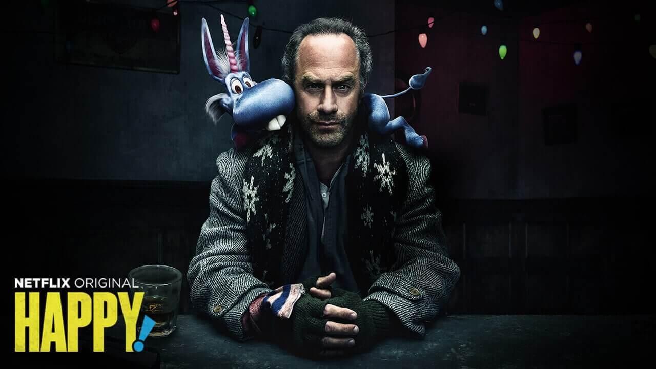 Happy Season 3 Poster
