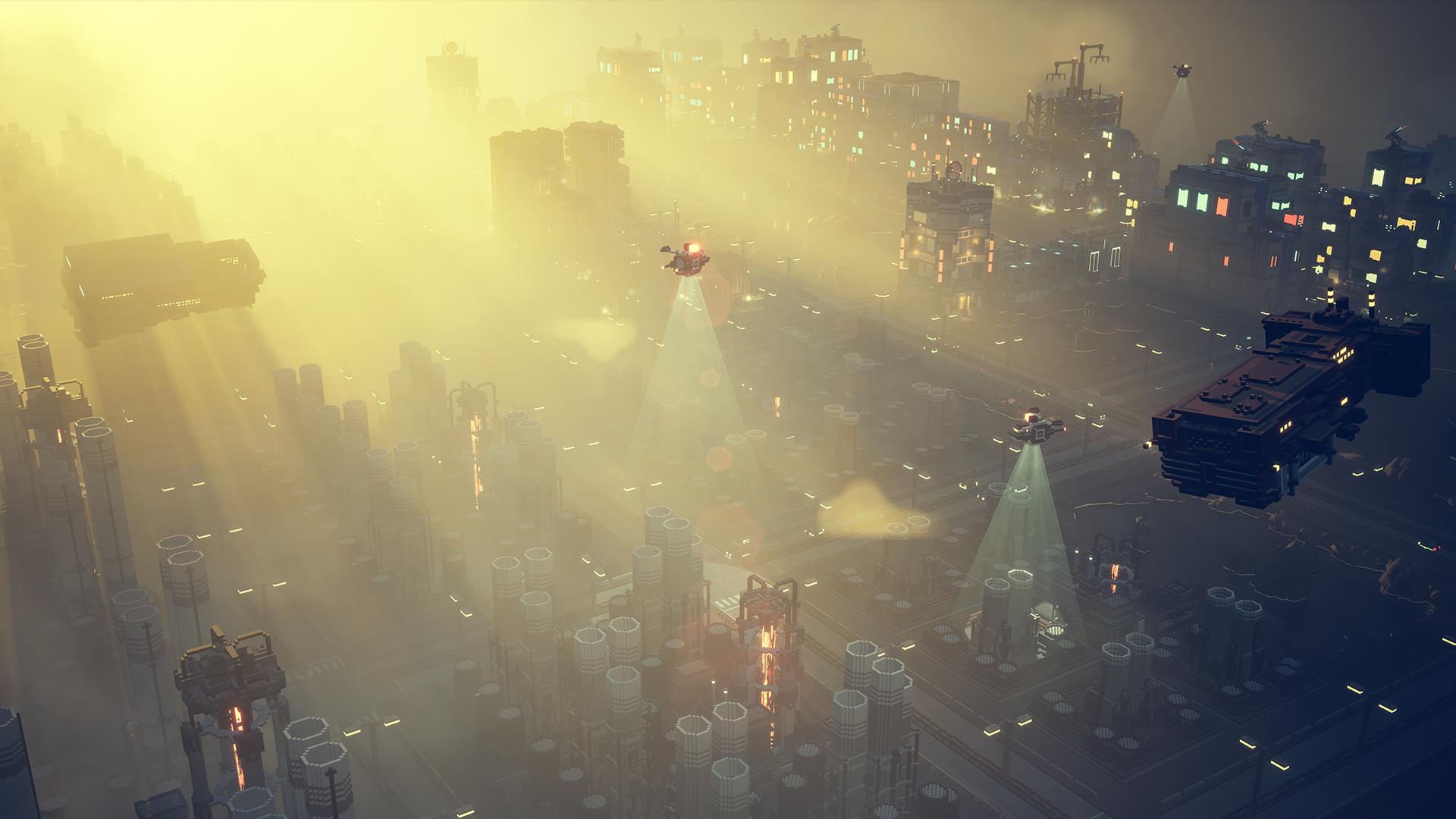 Industries of Titan update