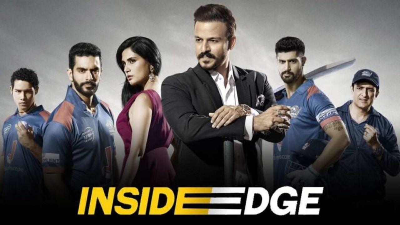 Inside Edge Amazon Prime