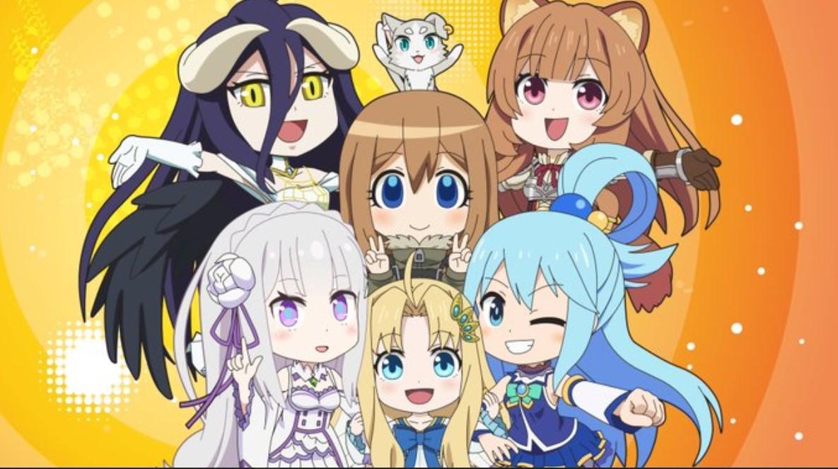 Isekai Quartet Season 3
