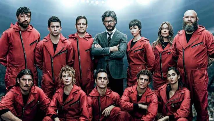 Money Heist Part 5 Premiere