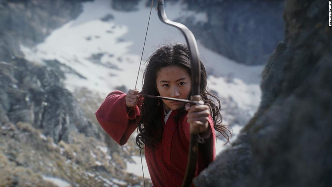 Mulan (2020) blu ray dvd update