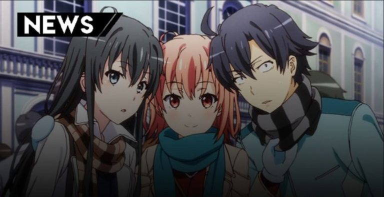 My Teen Romantic Comedy SNAFU Climax Postponed