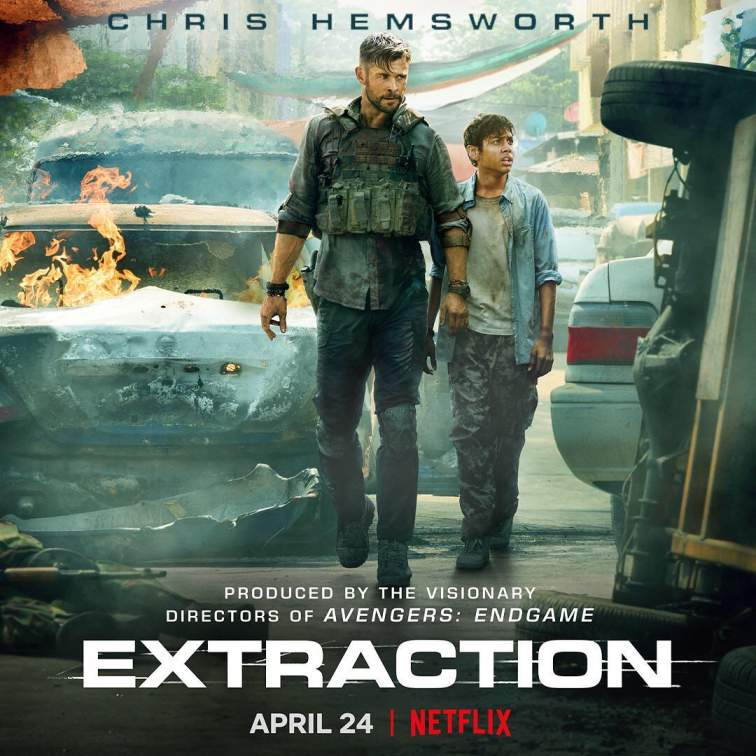 Extraction (2020) Cast, Plot, Trailer, and All You Need To Know.