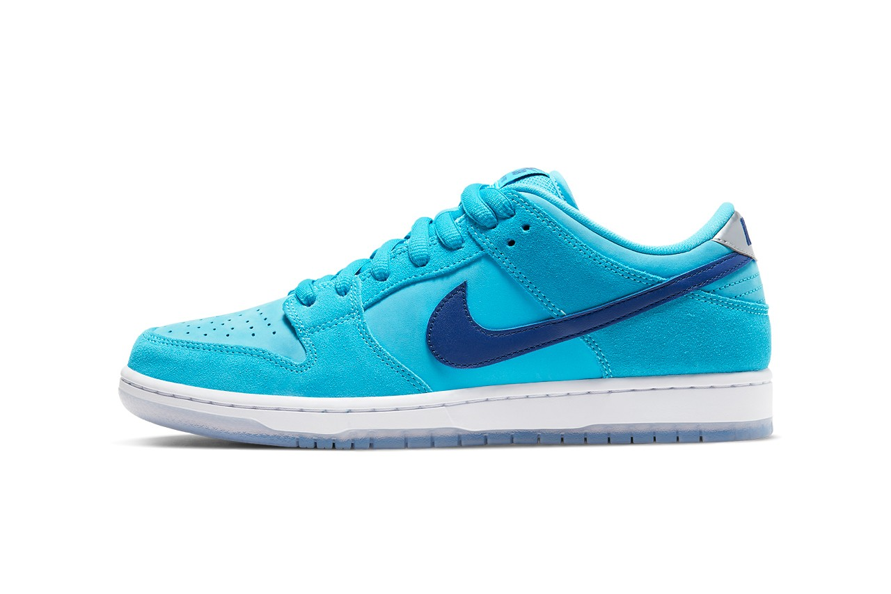 "Nike SB Dunk Low ""Blue Fury"""
