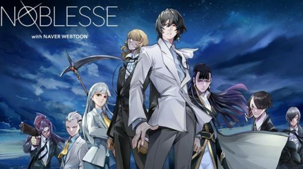 Noblesse: Release Date, Production, and Spoilers - Otakukart News