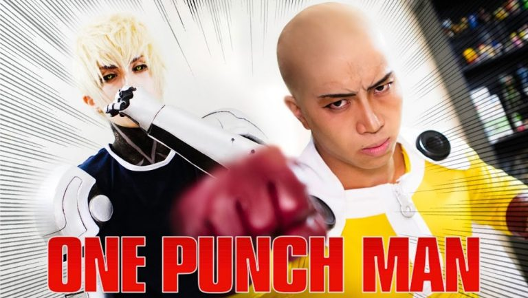 One Punch Man Live Action Movie