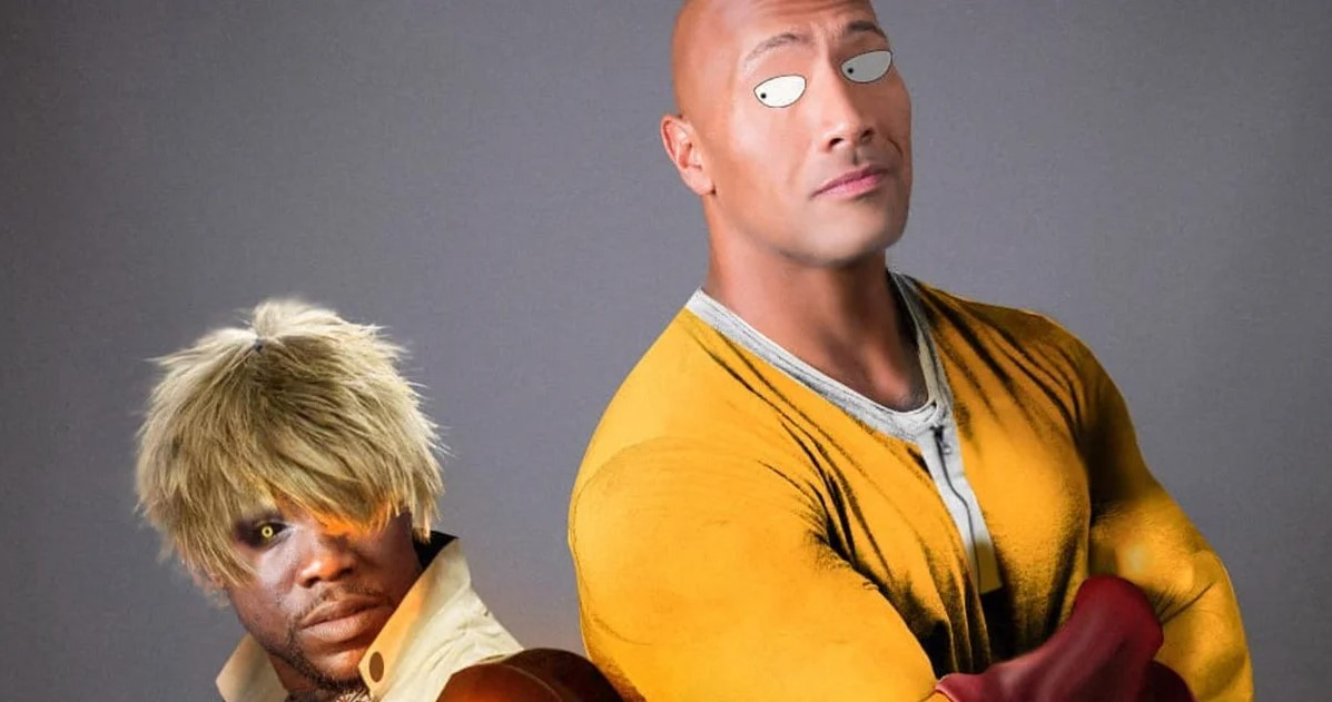 One Punch Man Live Action Movie Fan Art