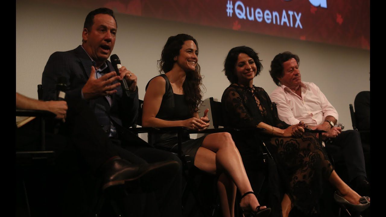 Queen Of The South Casts on ATX TV Festival
