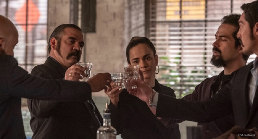Queen Of The South Season 5 Cast